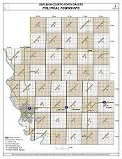 Dakota County Property Map