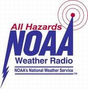 National Weather Service All Hazards Radio L ogo